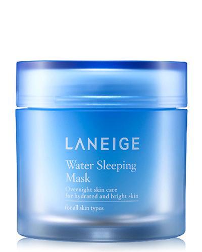 【睡着睡着就变美】韩国 Laneige 兰芝保湿补水更锁水新款睡眠面膜 70ml