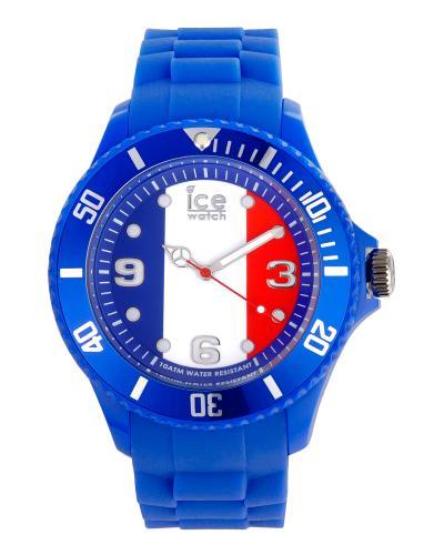 Ice Watch 比利时手表Ice-World系列限量世界杯纪念国旗表法国夜光防水石英男表